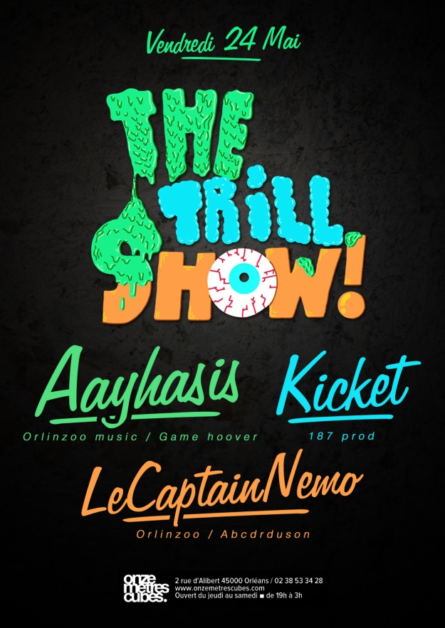 the trill show