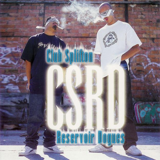 CSRD - 2000 - Club Splifton Réservoir Dogues - Front